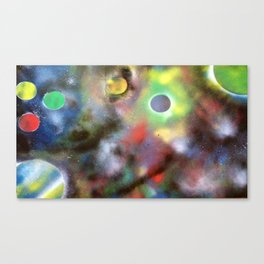 Deep Thoughts  Canvas Print