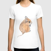 mouse T-shirts featuring Mouse by Lindsay Guiher