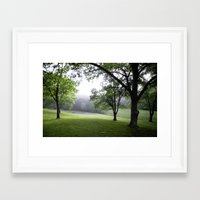 north carolina Framed Art Prints featuring North Carolina by Studio Weaver