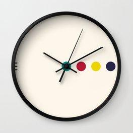 Since 1670 Wall Clock