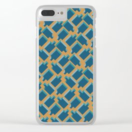 Buildings Clear iPhone Case