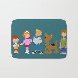 Kid Scooby Do Gang Bath Mat