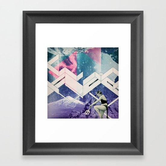 psazio Framed Art Print