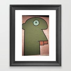 ESG008 Framed Art Print