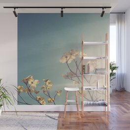 White Light Wall Mural