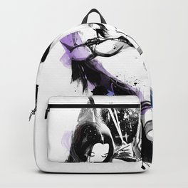 Shibari - Japanese BDSM Art Painting #10 Backpack