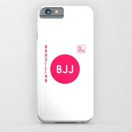 My Favorite Sport is Brazilian Jiu-Jitsu BJJ Training MMA iPhone Case