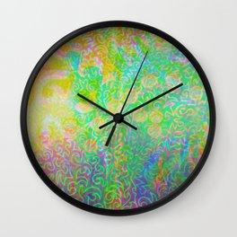 Sqwiggle Trip Wall Clock