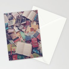 Book mania! (2) Stationery Cards
