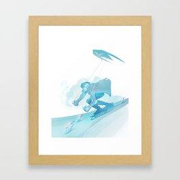 Rollerblade Inline Skates Framed Art Print