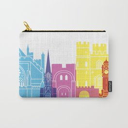 Exeter skyline pop Carry-All Pouch