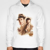 mad men Hoodies featuring MAD MEN DON DRAPER by TOXIC RETRO