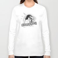 rock and roll Long Sleeve T-shirts featuring BUDDHA Rock & Roll ! by Nirvana.K