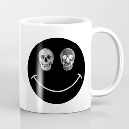 Just keep smiling Coffee Mug