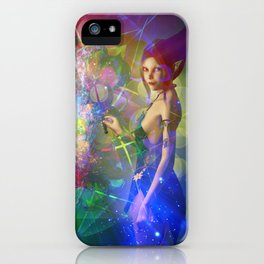Enter my Magical Portal... iPhone Case