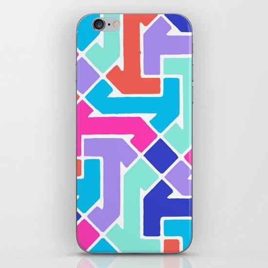 Azimuth 2 iPhone & iPod Skin