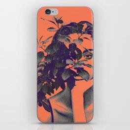 BehindPlant. iPhone Skin