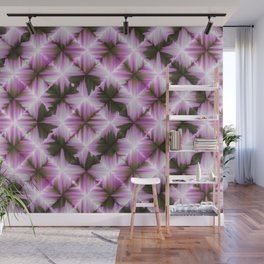 Feather Paint Tiles Wall Mural