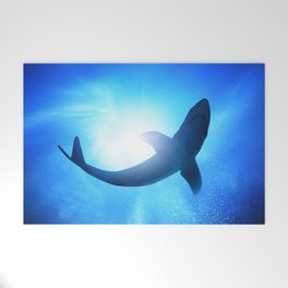 Shark Welcome Mat