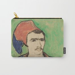 Vincent van Gogh - The Zouave (1888) Carry-All Pouch