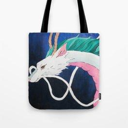 River Spirit Tote Bag