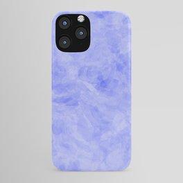 Grunge lavender sky iPhone Case
