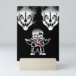 Undertale Sans Mini Art Print
