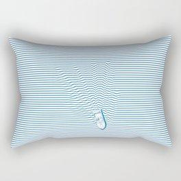 WAKE Rectangular Pillow