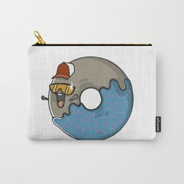 Funky Donut Carry-All Pouch