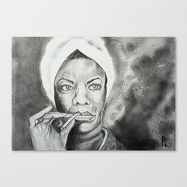 Nina Canvas Print