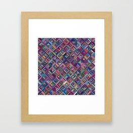 Optica Framed Art Print