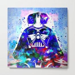 Darth Vader  SW Painting Metal Print