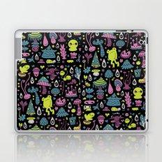 Frog in Sporeland Laptop & iPad Skin