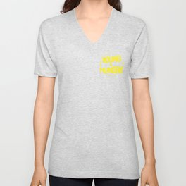 Young & Hungry Unisex V-Neck