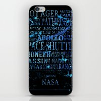 nasa iPhone & iPod Skins featuring NASA Solar System Missions by astrographix