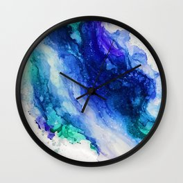 Majestic River Wall Clock