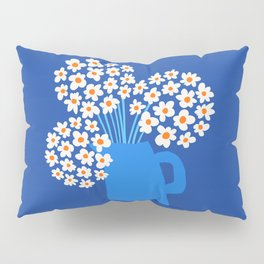 Abstraction_FLORAL_Blossom_001 Pillow Sham