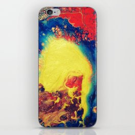 Nature colorful in life No8 iPhone Skin