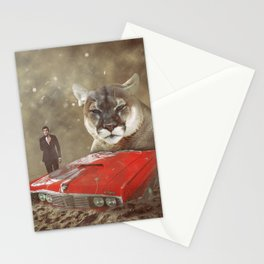 James Bond Characters: 1969 Mercury Cougar XR7 (On Her Majesty's Secret Service) Stationery Cards