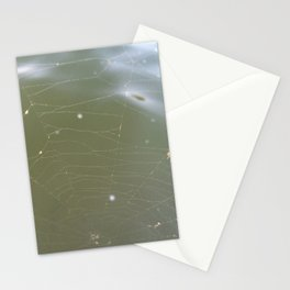 Naturals by Nikki - Spider Web at the Lake Stationery Cards