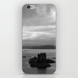Floating Castle iPhone Skin