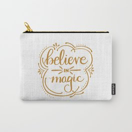 Believe in Magic Carry-All Pouch