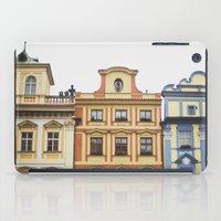 prague iPad Cases featuring Prague   by Kameron Elisabeth