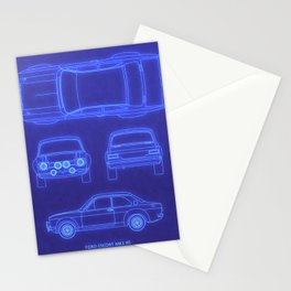 Escort RS Mk 1 Stationery Cards