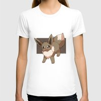eevee T-shirts featuring Eevee by Mirikun
