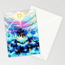 Gurren Lagann - Burning Soul Stationery Cards