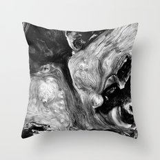 drifting no. 1 Throw Pillow