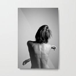 Ruta II Metal Print