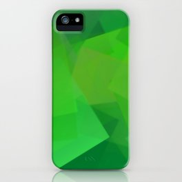 Dreaming of green meadows ... iPhone Case