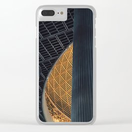the golden age Clear iPhone Case